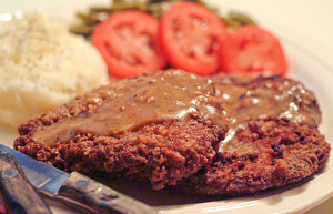 Lana's Country Fried Steak