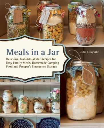 Meals in a Jar Cookbook Review